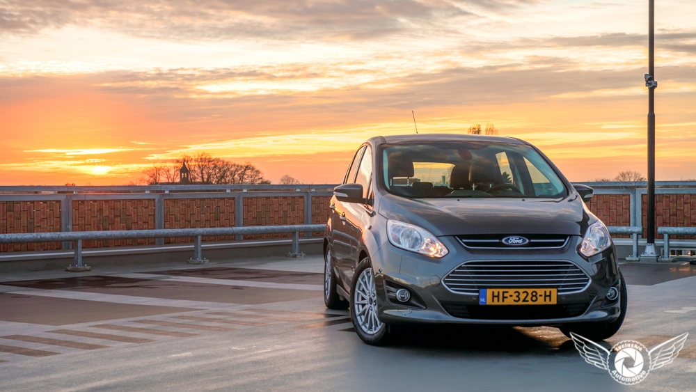 Ford C-max plug-in hybrid
